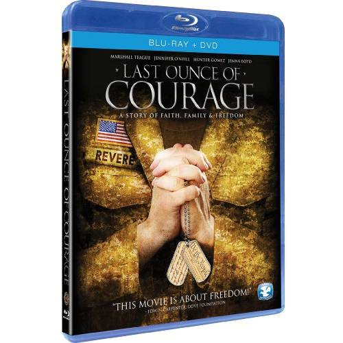 The Last Ounce Of Courage (Blu-ray + DVD) (Widescreen)
