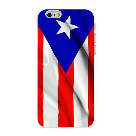 CUSTOM White Hard Plastic Snap-On Case for Apple iPhone 6 PLUS / 6S PLUS (5.5