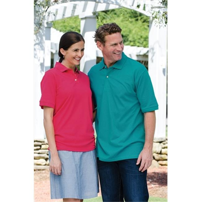 Inner Harbor 00820599175381 LADIES BASIC IMPORT PIQUE 7201 SANGRIA 4XL