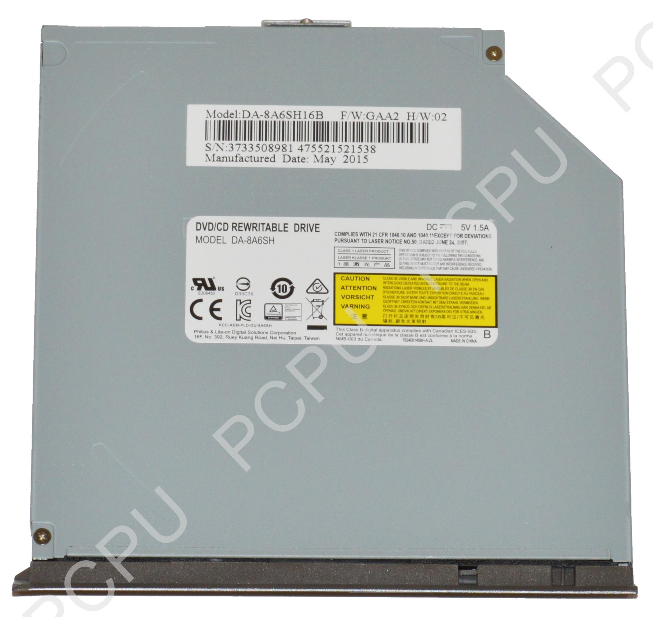 17604-00012300 Asus ROG G752VW DVD+//-RW SuperMulti Drive