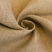 60 inch x 1 Yard Natural Brown Burlap Fabric Roll - Sewing Crafts Draping Decorations Supplies, DIY Projects