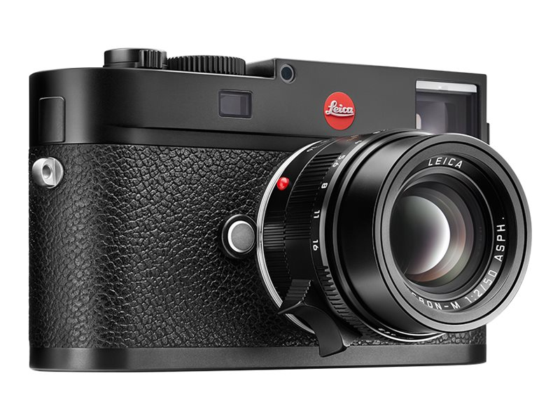 Leica M TYPE 262 Digital camera rangefinder 24.0 MP Full Frame body only black anodyzed by Leica