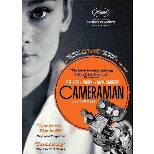 Cameraman: The Life And Work Of Jack Cardiff (Widescreen)