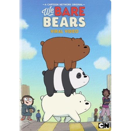 Cartoon Network The Halloween Tree Dvd (Cartoon Network: We Bare Bears Volume 1)