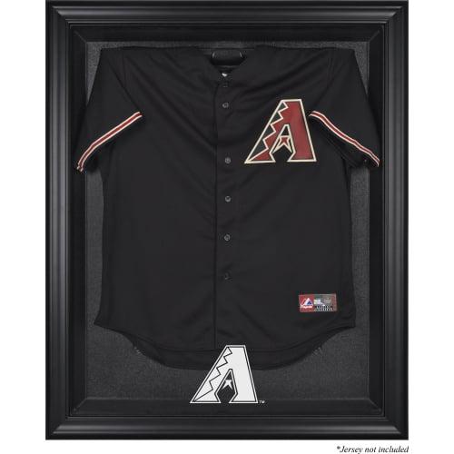 Arizona Diamondbacks Fanatics Authentic Black Framed Logo Jersey Display Case - No Size