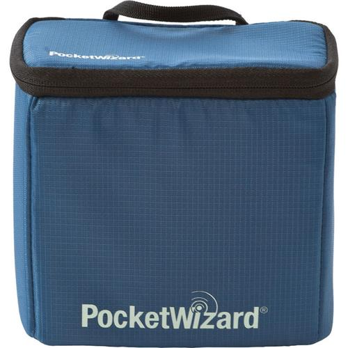 PocketWizard 804-717 G-Wiz Vault Case for DSLR Camera (Blue)