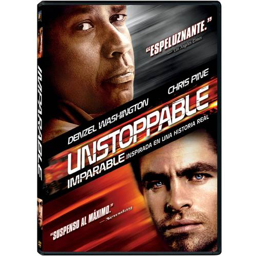 Unstoppable (Spanish Packaging) (Widescreen)