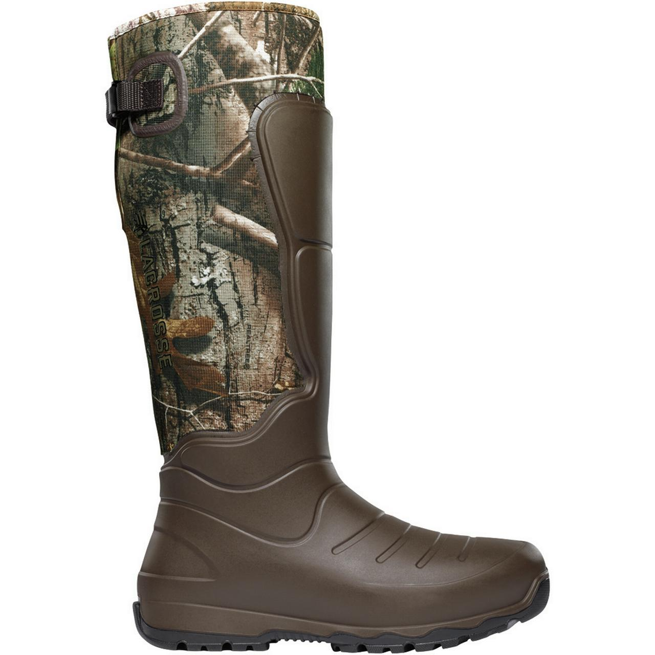 LaCrosse AeroHead Boot Realtree Xtra 7mm 10 by LACROSSE