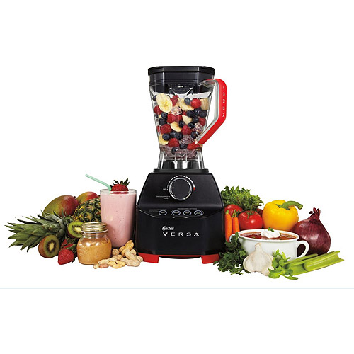Oster VERSA Pro Performance with Tamper Variable Speed Blender Black (BLSTVB-RV0)