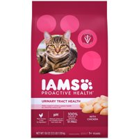 Iams Proactive Health Adult Urinary Tract Health with Chicken Dry Cat Food, 3.5 lb