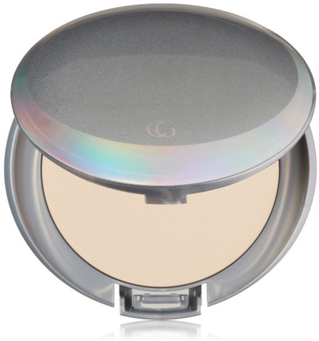 CoverGirl Advanced Radiance Age-Defying Pressed Powder, Ivory [105], 0.39 oz (Pack of 2)