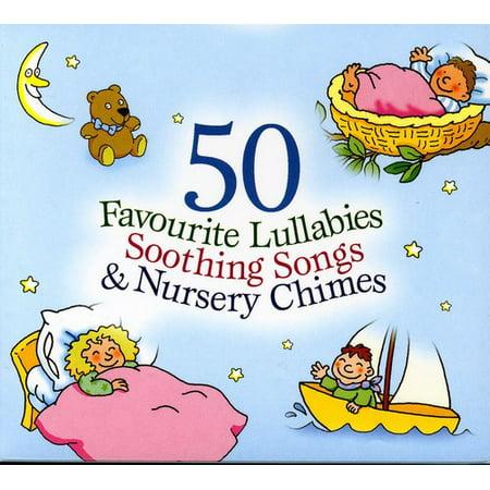 - 50 Favourite Lullabies & Soothing Songs / Various