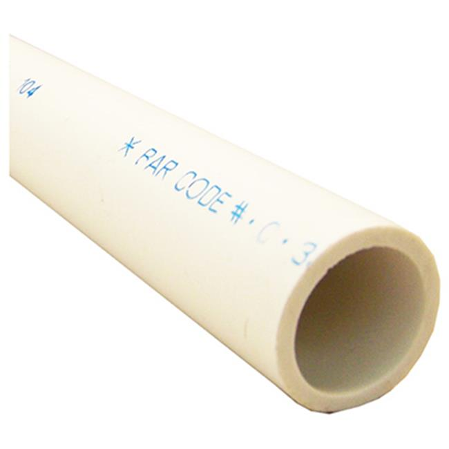 Genova Products 315117 1.25 x 5 in. Schedule 40 PVC Pipe - image 1 of 1