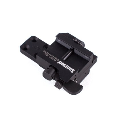 Comp Rotary - Samson QR Base with Flip-to-Side Mount for Aimpoint 3X Magnifier (Comp M2/M3)