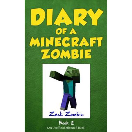 Diary of a Minecraft Zombie Book 2: Bullies and Buddies (Paperback) (Zombie Halloween Book)