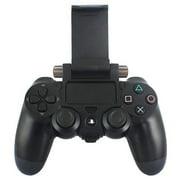 Phone Bracket Adjustable Gaming Gamepad Wrap Holder Mount For PS4 Controller