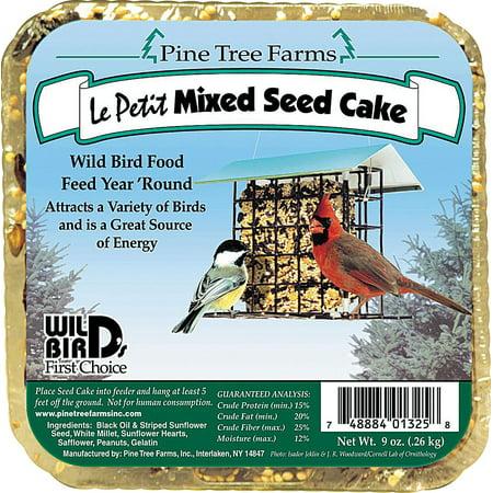 Pine Tree Farms Inc-Le Petit Seed Cake- Mixed 9