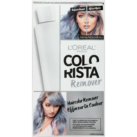 L'Oreal Paris Colorista Color Eraser - Last Minute Halloween Makeup And Hair
