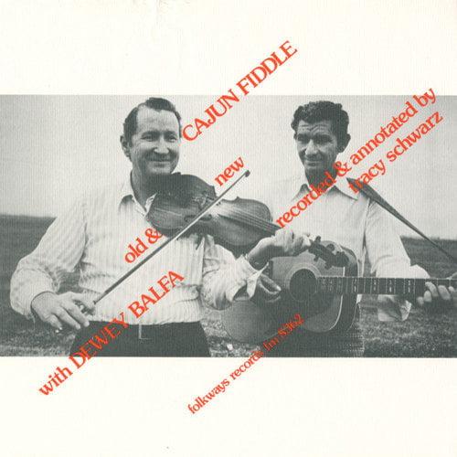 Dewey Falfa - Cajun Fiddle Old & New: Instruction [CD]