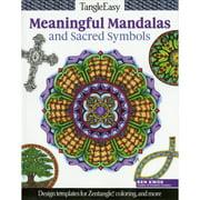 Design Originals-TangleEasy Meaningful Mandalas