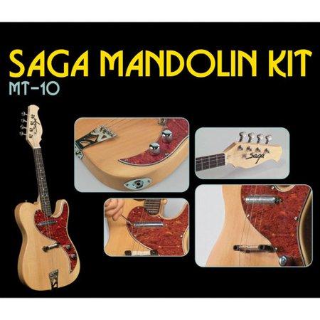 Mandolin Trios - Saga MT-10 Electric Mandolin Kit