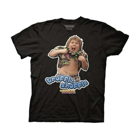 Ripple Junction Goonies Truffle Shuffle Adult T-Shirt - Truffle Shuffle T-shirt