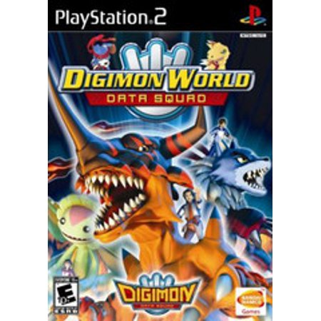 Digimon World Data Squad - PS2 Playstation 2 (Refurbished) ()
