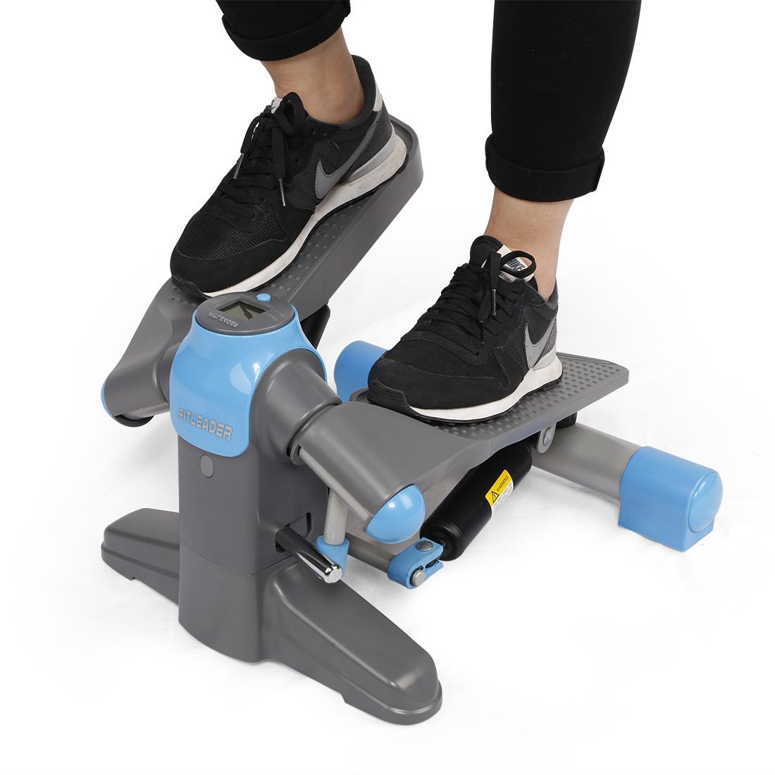 Fp1 Mini Twister Stepper Elliptical Trainer Machine Pedal Exerciser Com
