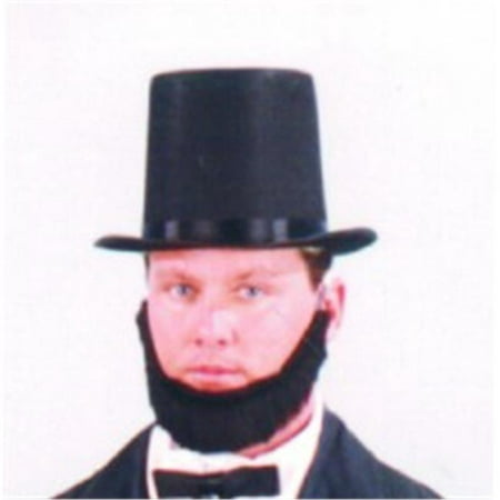 Alexander Costume 66-117 Hat Lincoln, Black](District Halloween Lincoln)
