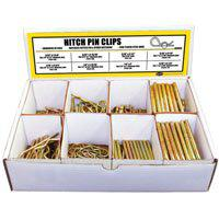 Speeco 28031000/01042 Presto Pin Assortment, 180 Pieces
