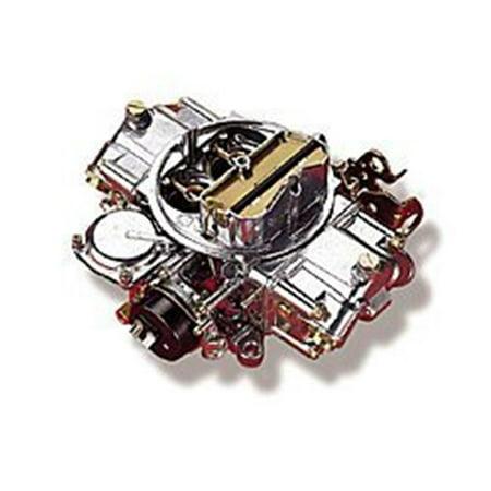Electric Choke Vacuum Secondary - 080508S 750 Cfm Square Bore Vacuum Secondary Electric Choke Replacement Carburetor