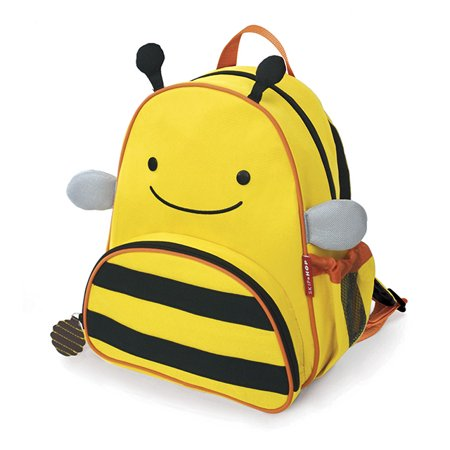 skip hop zoo little kid backpack bee walmart com