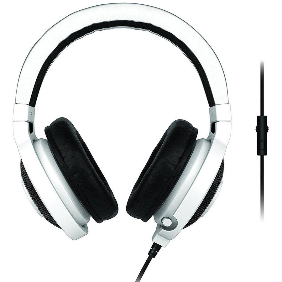 Razer RZ04-01380300-R3U1 Kraken Pro Analog Gaming Headset, White