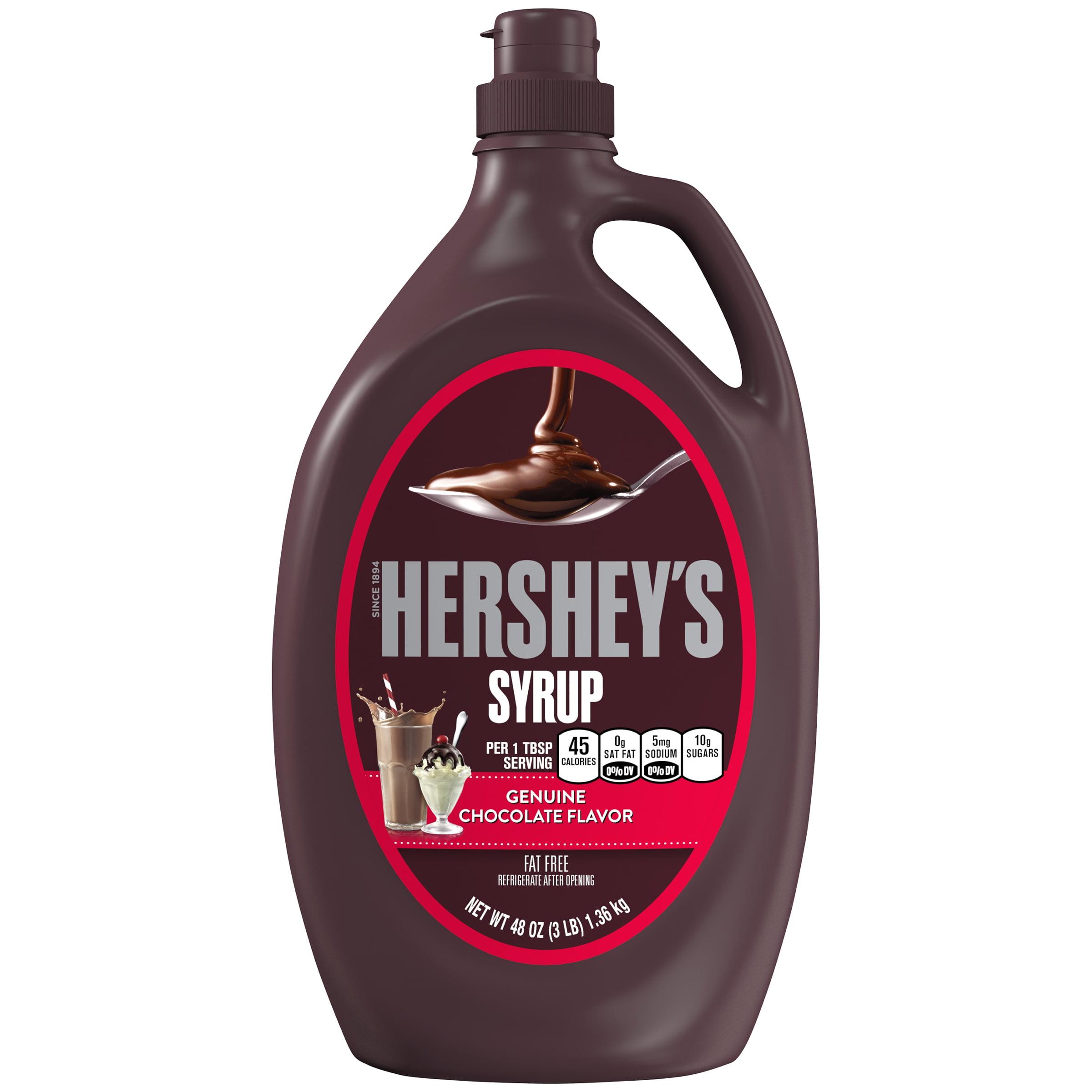 Hershey's, Milk Chocolate Syrup, 48 Oz