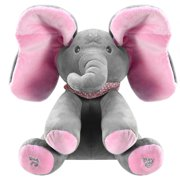 "12"" Stuffed Plush Elephant Doll"
