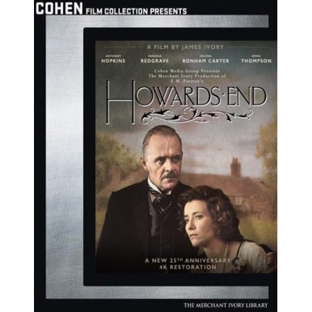 Howards End  Blu Ray   Widescreen