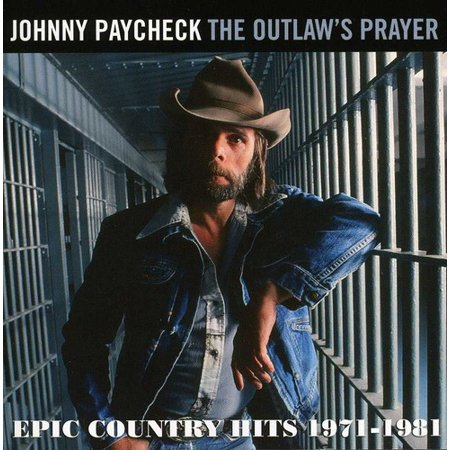 Outlaws Prayer: Epic Country Hits 1971 - 1981 (CD)
