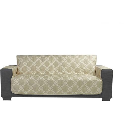 Belle Maison USA Ltd. Belmont Reversible couch cover