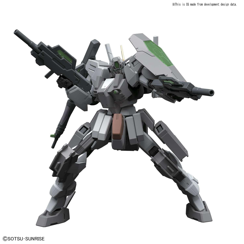 High Grade Cherudim Gundam Saga Type. GBF Model Kit by Bandai