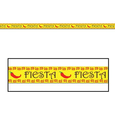Fiesta Party Tape Halloween Decoration - Fiestas De Halloween Madrid
