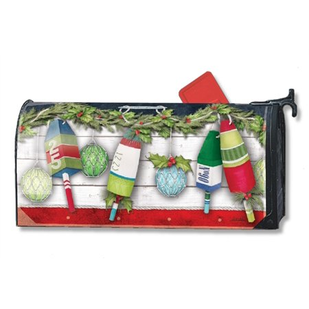 Magnet Works Seas And Greetings Magnetic Mailbox Wrap Cover ()