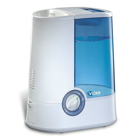 Vicks Warm Moisture Humidifier, V750 (Best Whole Room Humidifier)