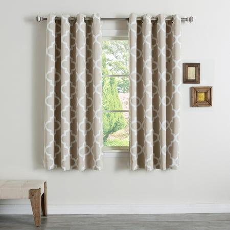 Best Home Fashion Moroccan Room Darkening Curtain (Best Widgets For Windows 7)
