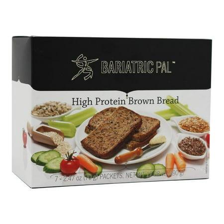 BariatricPal High Protein Brown Bread
