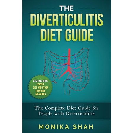 The Diverticulitis Diet Guide  Paperback