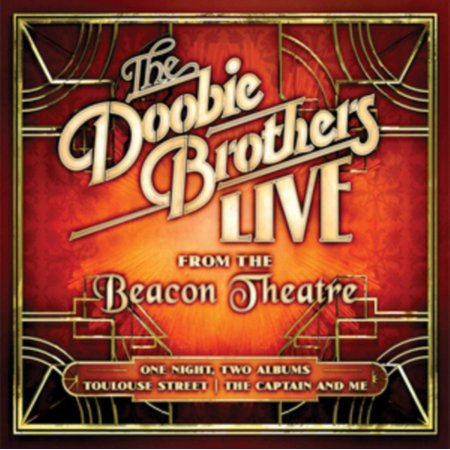 Live From The Beacon Theatre (CD) (Includes DVD)