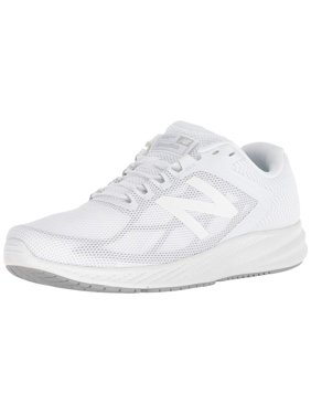 8378170fb2b10 Product Image New Balance Womens W490v6 Low Top Lace Up Running Sneaker,  White, Size 5.0