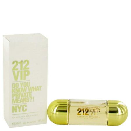 Carolina Herrera 212 Vip Eau De Parfum Spray for Women 1 oz