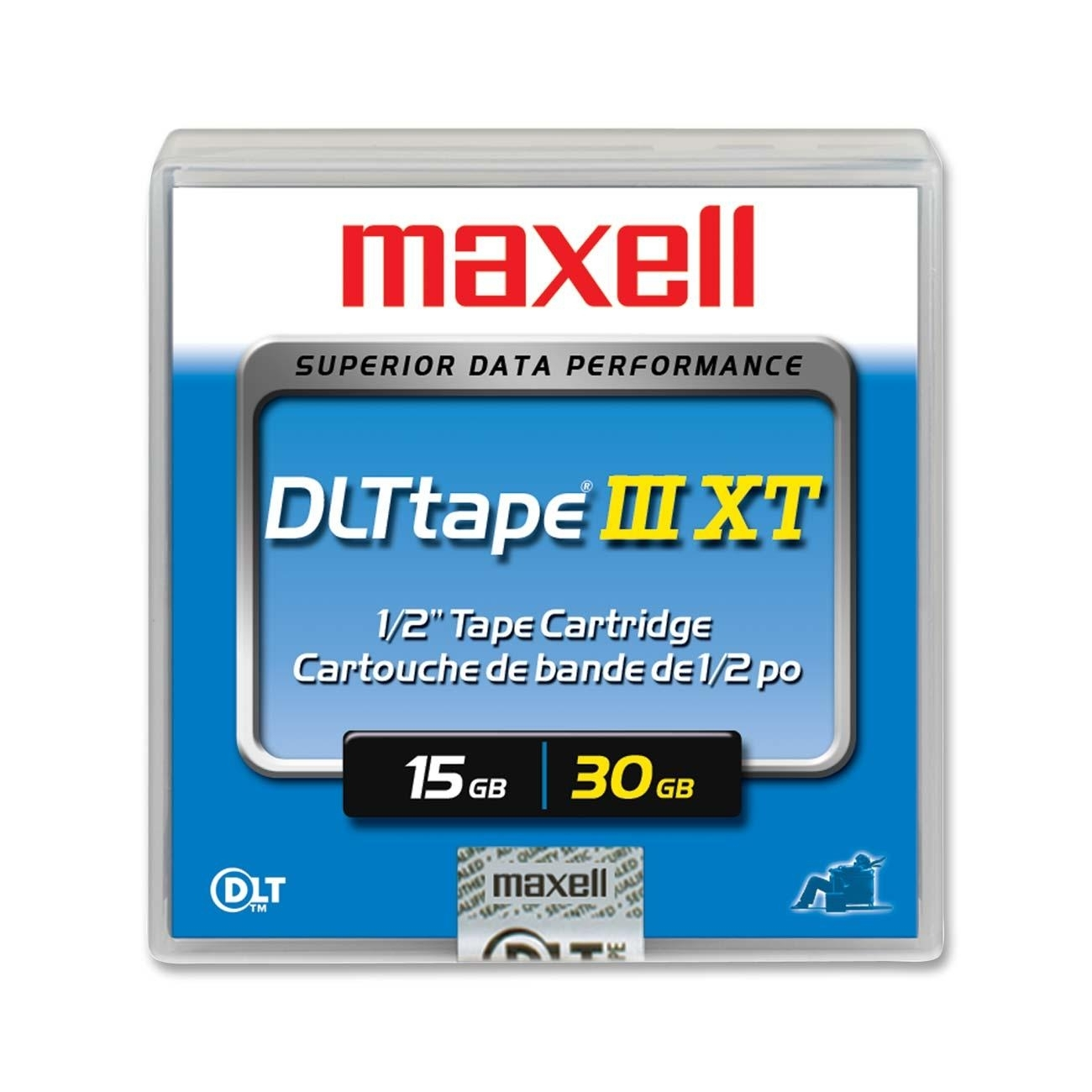 DLTtape IIIXT DLT-2000XT Data Cartridge