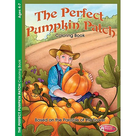 Perfect Pumpkin Patch Coloring Book (Halloween Pumpkins Coloring Pages)